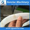 PVC-einzelne Wand-gewölbter Rohr-Produktionszweig/Strangpresßling-Zeile
