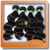 Tecelagem brasileira do cabelo do Virgin de Aaaa (KBL-BH)