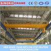 10t 20t pont roulant de poutre de double de 50 tonnes avec l'élévateur électrique