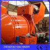 Mezclador concreto diesel del acoplado del Portable de Jzr 350