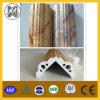 De Hete Verkopende Marmeren Externe Hoek van uitstekende kwaliteit van pvc