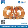 Alloy di rame Disc Electrode con High Conductivity per Seam Welder