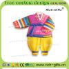 昇進のギフトの装飾環境に優しい冷却装置磁石の記念品の韓国の衣類(RC-KR)