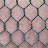Rete metallica esagonale galvanizzata a basso tenore di carbonio del TUFFO caldo del collegare