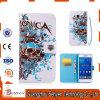 Главный G361 грандиозное G531 Funda роскошного сердечника края A3 A5 J1 J3 J5 J7 2016 галактики S3 S4 S5 S6 S7 Samsung аргументы за кожи бумажника основное