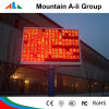 Einzelne Farbe P10 rote LED Modules/320*160mm
