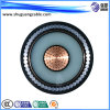 PVC Sheathed Thick Steel Wire Armored Power Cable de 6kv XLPE Insulated