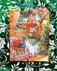 Scenario regalo di Natale sacchetto di carta ( CS - 023 )