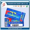 Cartões plásticos do código de barras da Irregular-Forma do PVC