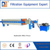 Imprensa de filtro automática da câmara de Dazhang para separar sólidos e líquidos