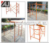 Guangzhou-Fabrik-Stahlstrichleiter-Typ Kasten-Rahmen-Baugerüst für Verkauf