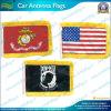 Drapeaux faits sur commande d'antenne de voiture, drapeau de la meilleure qualité (J-NF27F06004)
