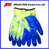 Перчатки перчатки работы нитрила повелительниц садовничая (TTWY-05)