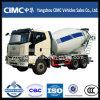 Carro resistente del mezclador concreto de Faw