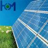 безопасность 3.2mm польностью закаленная покрывая ясное стекло панели солнечных батарей