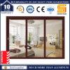 Porta deslizante interior certificada CE do perfil de alumínio