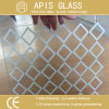 3-12mm Tempered Screen Printed Glass com Highquality