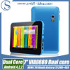 7  PC rápido de Idea Good Price Dual Core Android 4.4.2 Pocket Tablet com Flash Light (PRE735S)