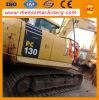 Excavador usado de la correa eslabonada de KOMATSU PC130-7 (PC130-7)