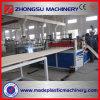 Belüftung-Blatt-Maschinen-Zeile Belüftung-gewölbte Dach-Strangpresßling-Zeile