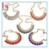Signora calda femminile Acrylic Gem Necklace di vendita dei monili delle donne di modo