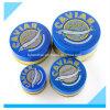 Zinn-Kästen des Metall30g-50g-100g-250g für verpackenkaviar