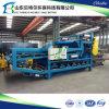 Filtre-presse de courroie pour la déshydratation de asséchage de boue de cambouis