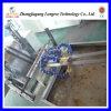 Franja de borde de PVC línea de extrusión / Alto Borde brillante de las bandas Machine