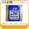 256MB Full Memory SD Card para a câmara digital