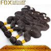 100% Remyの完全なクチクラの表現の毛(FDXI-MB-021)