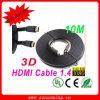 高速10m Premium 3D HDMI Cable V1.4