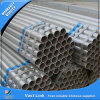 Galvanized sem emenda Steel Pipe para Construction