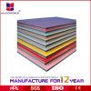 Colorer le PE de taille normale de variété enduisant la feuille composée en aluminium décorative