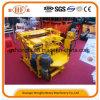 Machine de moulage de bloc de machine de la colle de petite entreprise Qmj4-30