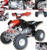 Bicicleta JX 200ST-3 de EEC/EPA ATV /QUAD