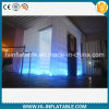 Druck Logo mit LED Light Wedding/Party/Event Usage Portable Inflatable Foto Booth für Sale