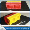 Moulage de verrouillage en plastique de modèle neuf pour la brique de bloc concret, moulage de brique
