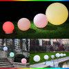 bola del LED 8 que enciende el globo al aire libre los 20cm de la bola impermeable