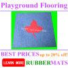 Pavimentazione di gomma per il parco di divertimenti, pavimentazione di gomma di asilo di colore
