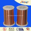 Polyuréthane 180 émaillé autour du fil de cuivre