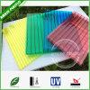 De populaire Plastic van het Polycarbonaat van het Dak van de Decoratie Materiële Holle Bladen van de PC- Verlichting