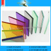 5mm Clear Bronze Verde Azul Grey Reflective Glass com AS / NZS2208: 1996