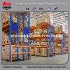 Estante del almacén de la estructura de acero y estante de la paleta