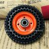 단단한 PU 트롤리, Handtruck 타이어 2.50-4 3.50-4 4.00-8