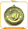 Retro medaglia del premio di disegno con il vostro proprio marchio