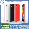 Tapa 4.5 Inch Mtk6582 Quad Core Best Phone Buy con 5.0MP Camera (D3)