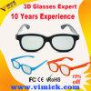 Высокое качество 3D Cinema Glasse Пассивный круговой поляризацией 3D очки