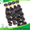 Estensione dei capelli umani dei capelli 100% del Virgin di Remy di prezzi di fabbrica