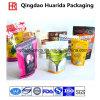 ナットおよびコーヒーのための食品等級の積層物のプラスチック包装袋