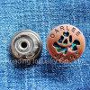 Яркий блеск Metal Button джинсыов для Garment (SK00500)